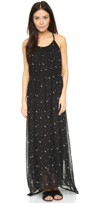 Wildfox Moon & Stars Flower Dress $178 thestylecure.com