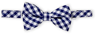 Andy & Evan Boys 8-20) Gingham Bow Tie