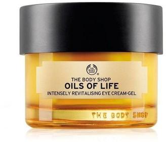 The Body Shop Oils of LifeTM Intensely Revitalising Eye Cream-Gel