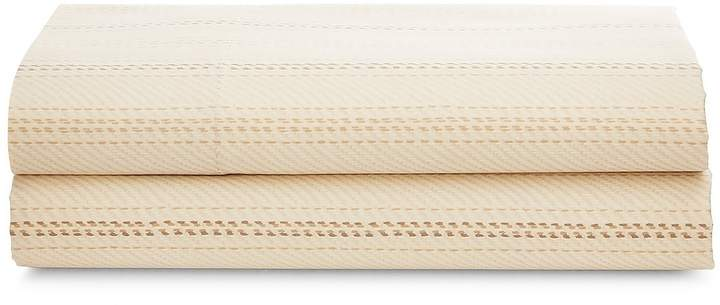 Annadale Meade Ticking Stripe Cotton Sateen Sheets
