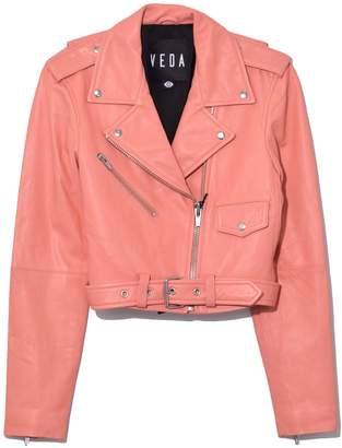 Veda Baby Jane Orion Jacket in Flamingo