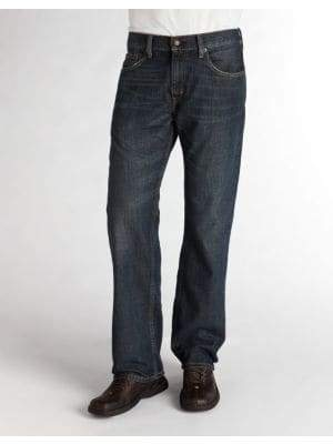 Levi's 559 Relaxed Straight Fit Range