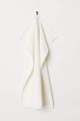 H&M Hand Towel - White