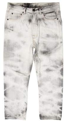Rick Owens Cropped Torrence Jeans w/ Tags