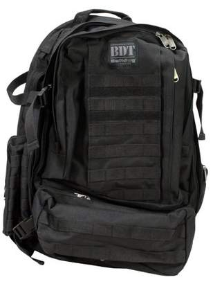Bulldog Cases Backpack - Large, Black
