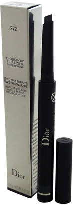 Christian Dior Pro Liner .06Oz #272 Pro Blue Waterproof Bevel-Tip Eyeliner