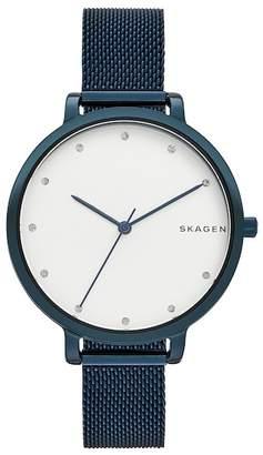 Skagen Women's Hagen Mesh Bracelet Watch, 34mm