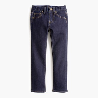J.Crew Boys' rinse wash runaround jean in skinny fit
