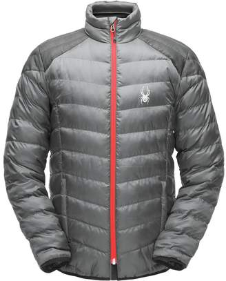 Spyder Geared Synthetic Down Jacket - Men's