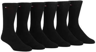 Tommy Hilfiger 6-Pack Sports Crew Socks