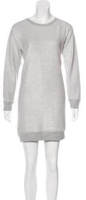 MICHAEL Michael Kors Metallic Sweater Dress