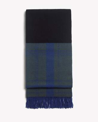 Rag & Bone Mixed check scarf