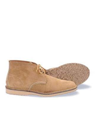 Red Wing Shoes Shoes Chukka Hawthorne Muleskinner in Desert Sand
