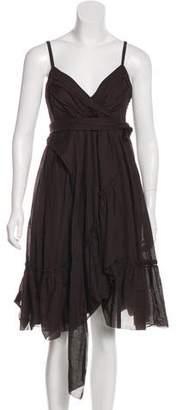 Diane von Furstenberg Ruffled Kasi Dress