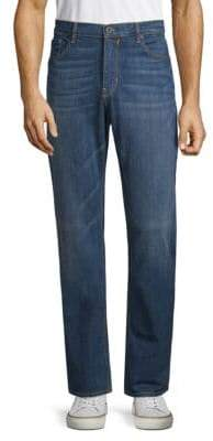 Paige Doheny Straight Leg Jeans