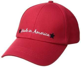 Collection XIIX Americana Sayings Baseball Hat Caps