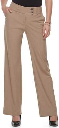 Apt. 9 Women's Midrise Curvy Dress Pants