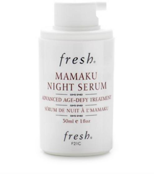 Fresh Mamaku Night Serum