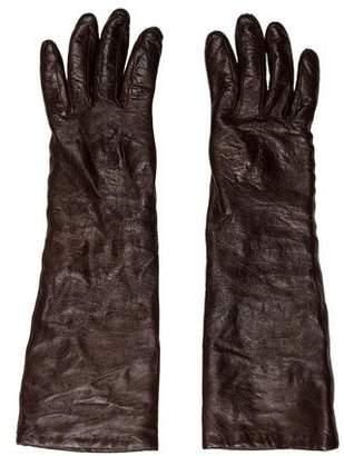 J. Mendel Leather Gloves