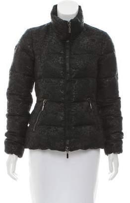 Moncler Sariette Puffer Coat