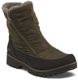 Cold Weather Ready Booties
