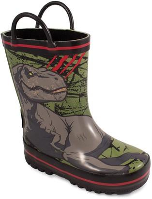 Jurassic World Toddler Boys' Rain Boots