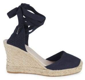 Saks Fifth Avenue Polina Espadrille Wedge Sandals