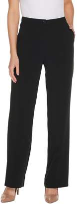 Linea By Louis Dell'olio by Louis Dell'Olio Petite Boot Leg Pants