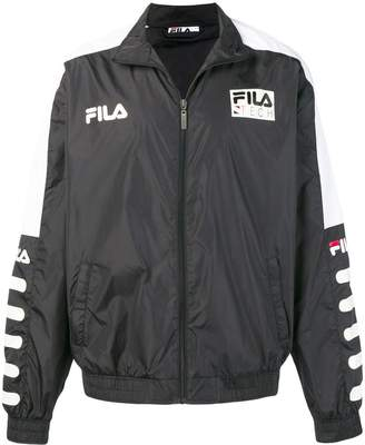 Fila loose fitted sports jacket