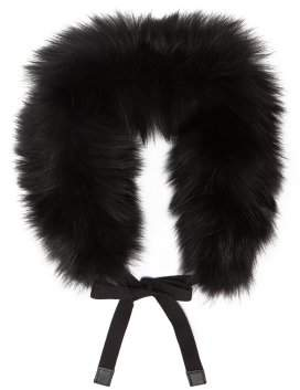 Max Mara S Pindaro Collar - Womens - Black