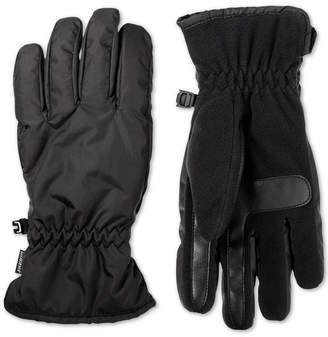 totes Isotoner Men's Touchscreen Gloves