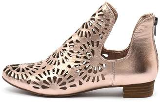 Django & Juliette New Evano Rose Gold Womens Shoes Casual Boots Ankle
