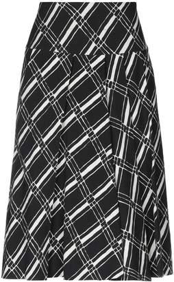 Odeeh Knee length skirts - Item 35390841VE