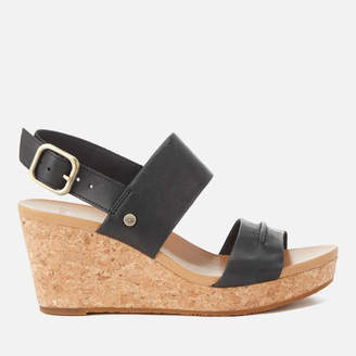d4f41c95f0b UGG Leather Straps Sandals For Women - ShopStyle UK
