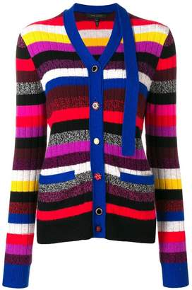 Marc Jacobs striped cardigan