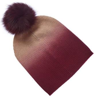 Sofia Cashmere Cashmere Ombre Hat