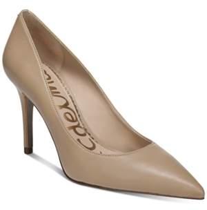 Sam Edelman Margie Pointed-Toe Pumps Women's Shoes