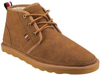 Tommy Hilfiger Welsh Faux Shearling Lined Chukka Boot