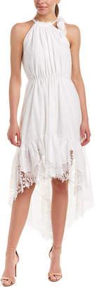 T Tahari Midi Dress