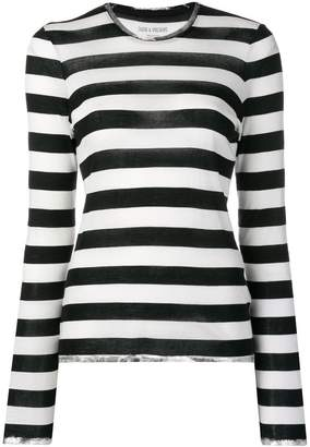 Zadig & Voltaire Zadig&Voltaire striped sweater