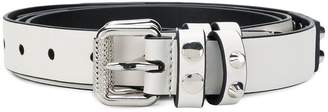 Prada double sided belt