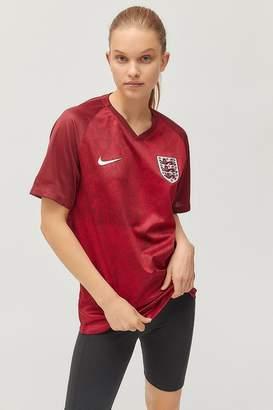 Nike England Away Soccer Jersey