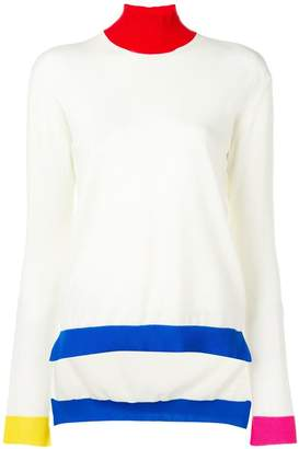 Golden Goose colour block jumper