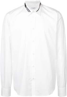 Givenchy formal plain T-shirt