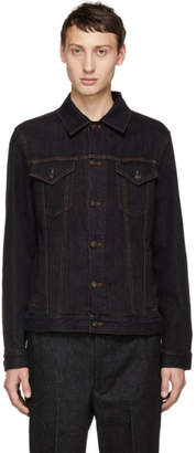 Brioni Blue Denim Jacket