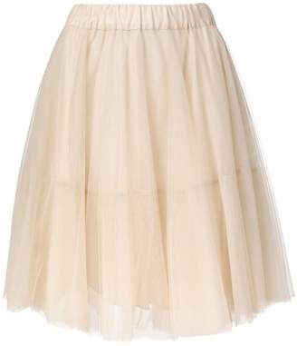P.A.R.O.S.H. mini tulle skirt
