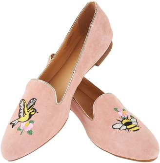 "C. Wonder Birds & Bees"" Suede Loafers - Clarissa"