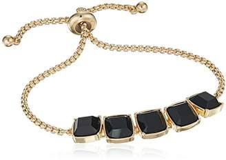 Laundry by Shelli Segal Women's Stone Slider Bracelet