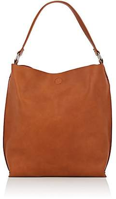 Barneys New York WOMEN'S ANN HOBO BAG - BROWN
