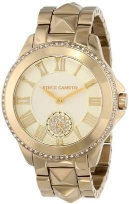 Vince Camuto (ヴィンス カムート) - [ヴィンス・カムート]VINCE CAMUTO 腕時計 クォーツ VC/5048CHGB 【正規輸入品】